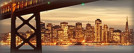 Generic City skyline header